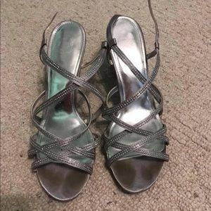 2b6d5ef4903b Women s Jcpenney Silver Shoes on Poshmark